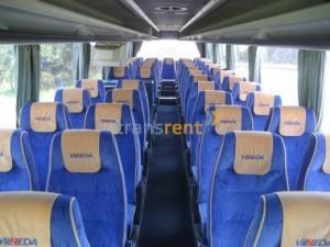 Autobuso nuoma kelionei